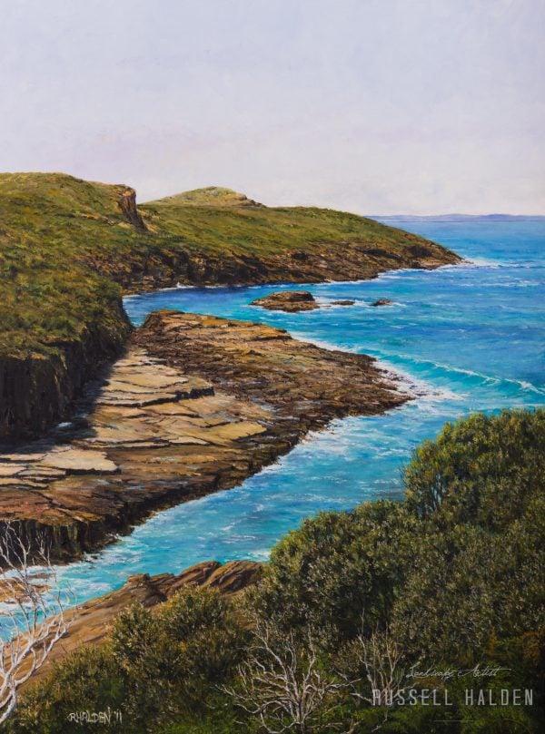 East Coast - South of Hobart, Tasmania