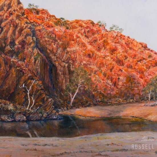 Ormiston Gorge - Central Australia