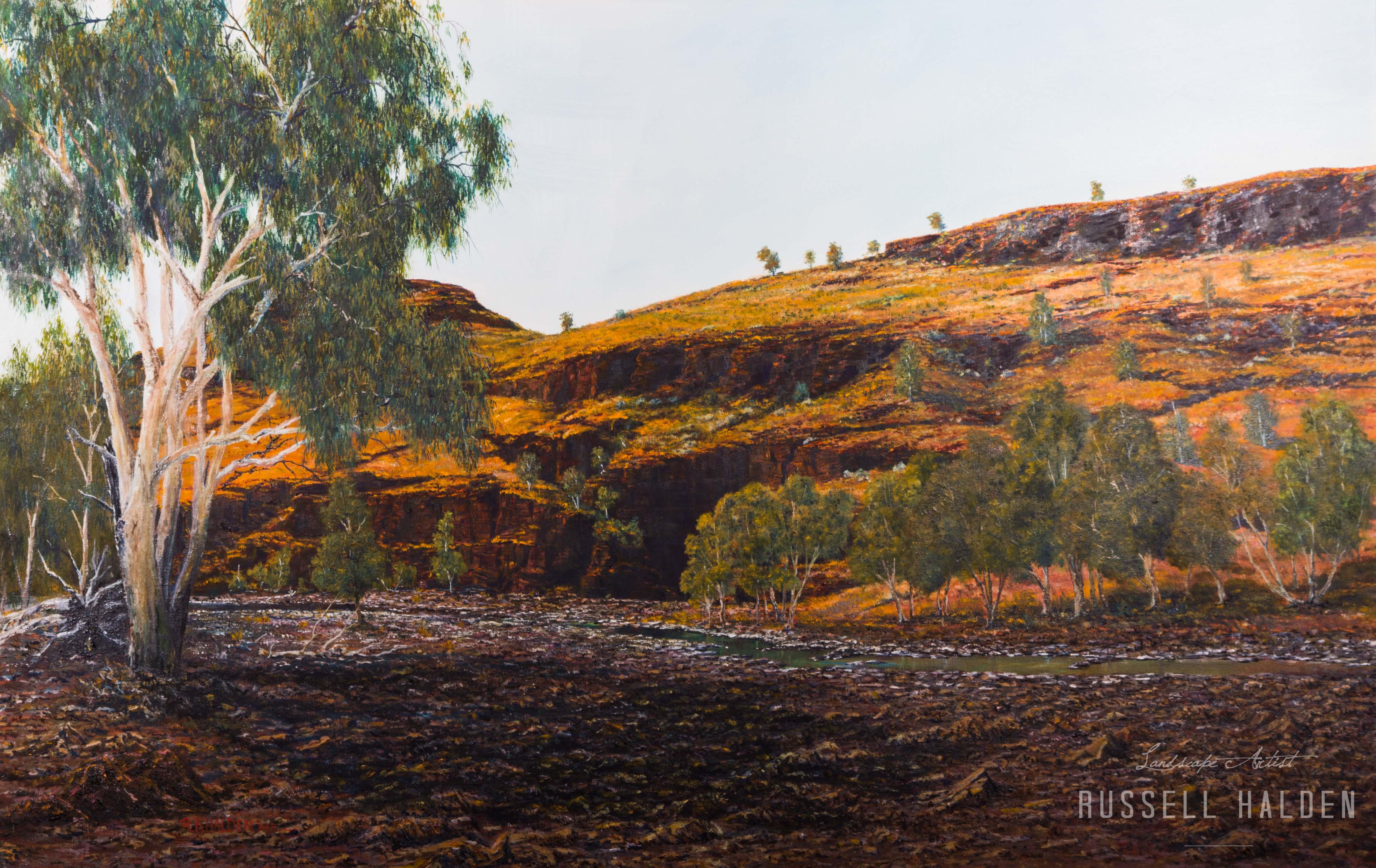Wittenoom Gorge - Western Australia